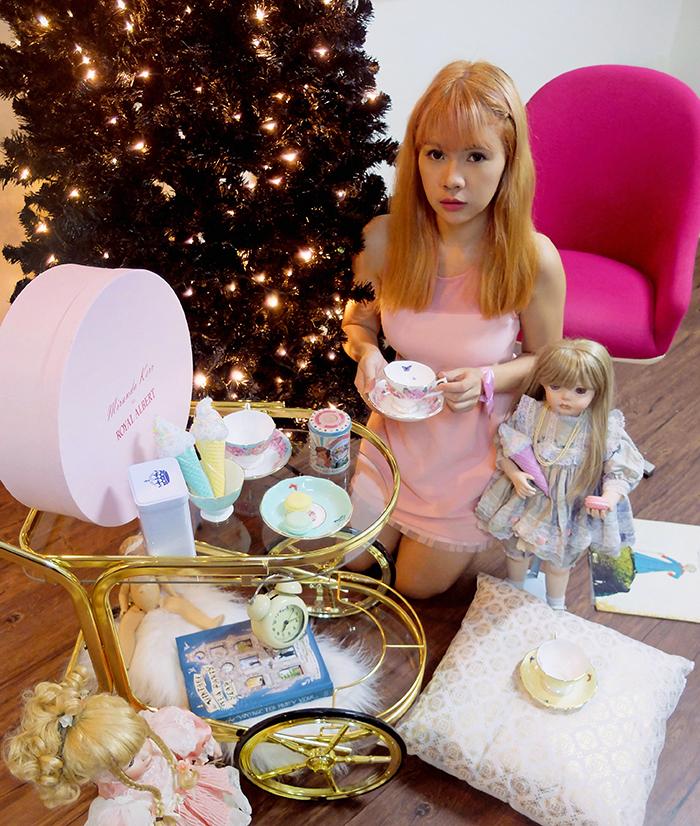 Carizza Chua Porcelain Dolls
