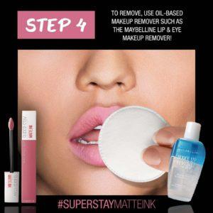 Maybelline Superstay Matte Ink Liquid Lipstick 6