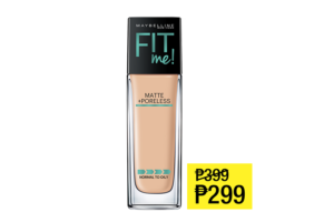 Fit Me Liquid Foundation