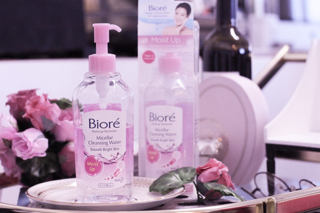 Biore micellar cleansing water