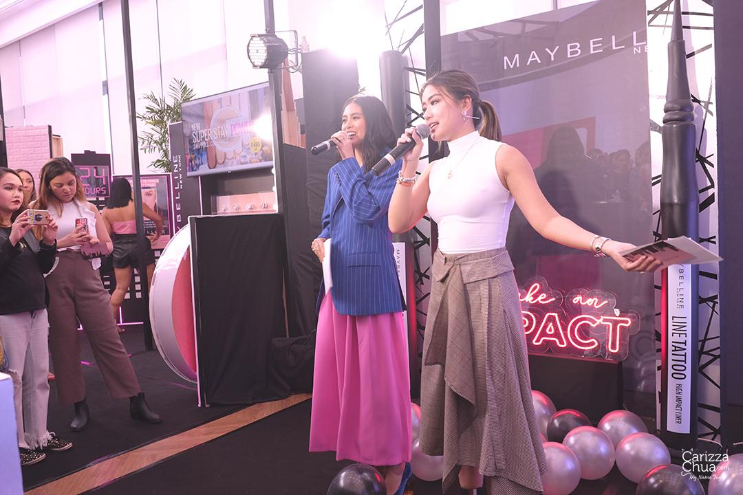 Maybelline New York City Launch